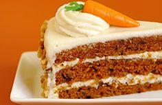 Gluten-free carrot cake using Pamela's baking mix. Just like a classic carrot cake. Gluten Free Carrot Cake, Healthy Carrot Cakes, Food Cakes, Gourmet Recipes, Cake Recipes, Un Cake, Decadent Cakes, Salty Cake, Cake With Cream Cheese