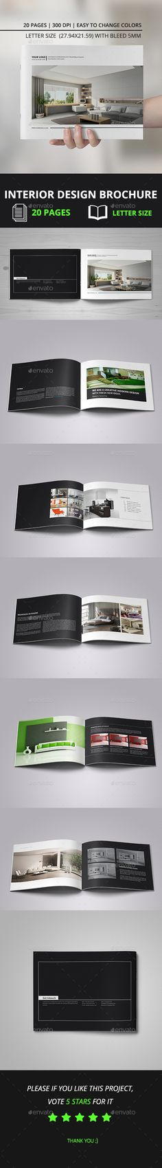 Erp Services Brochure Design | Brochures, Brochure Template And