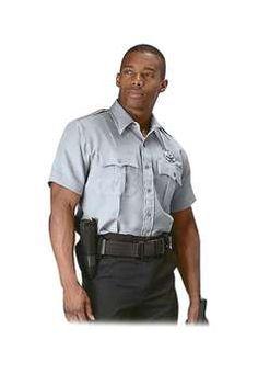 Grey Police And Security Uniform Shirt @$29.99 ! Buy Now at gorillasurplus.com