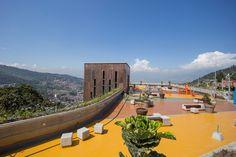 Proyecto Línea M y H Metrocables tranvía de Ayacucho Ubicación: Medellín - Antioquia Año de construcción: 2016 Barranquilla, Cartagena, Wine Cellars, Transportation