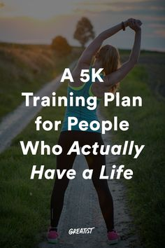 Because #runningislife only works for some people. #greatist https://greatist.com/fitness/5k-training-plan-with-less-running