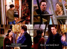 the Gellar family :-)