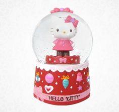 Hello Kitty globe