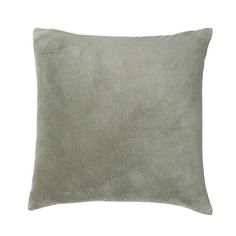 Adairs - Bombay Velvet Cushion Sage - Homewares Cushion - Adairs Online Green Cushions, Velvet Cushions, Melbourne Apartment, Wedding Mood Board, Green Hats, Pillow Protectors, Cotton Velvet, Linen Bedding, Bed Linen