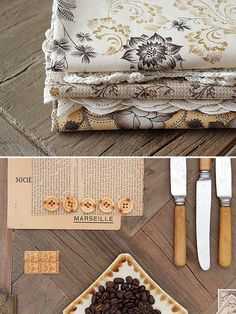 Magnolia Rouge - Caramel & Pecan Colour Story for {MAG}rouge Issue 3