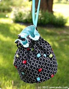 Sew Can Do: Ultimate Reusable Snack Sack Tutorial Using Food Safe Fabric