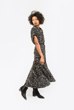 Marlow Dress by Rachel Comey #kickpleat #rachelcomey #marlowdress @rachelcomey
