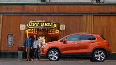 The 2015 Chevrolet Trax is a small SUV with major curb appeal.