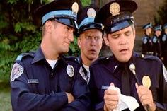 Police Academy, 35th Anniversary, Comedy Films, Captain Hat, American, Youtube, People, Movies, 1984