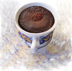 Joy of Cakes Blog: Instant Cake In A Cup