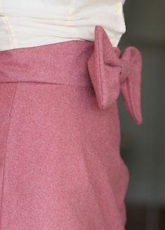Bow Skirt!