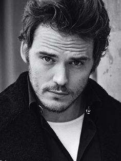 Omg... I have no words for this. He is too hot for this world. SAM CLAFLIN <3