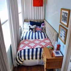 Дизайн маленькой квартиры: балкон