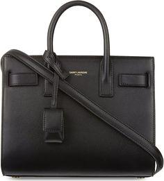 SAINT LAURENT - Sac de Jour mini leather shoulder bag | Selfridges.com