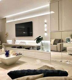 7 Grand Clever Ideas: False Ceiling Home Decorating Ideas false ceiling design dreams.False Ceiling Entrance Curtains false ceiling design for showroom. False Ceiling Living Room, New Living Room, Living Room Lighting, Living Room Modern, Living Room Designs, Living Room Decor, Bedroom Modern, Bedroom Simple, Bedroom Lighting