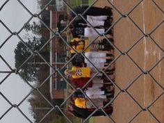 Saying The Lords Prayer after the game yesterday! So proud of everyone