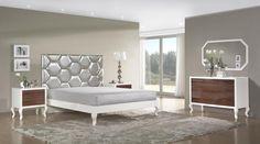 Mobiliário de quarto Bedroom furniture www.intense-mobiliario.com  SENNA http://intense-