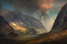 Sergey_Zabelin — Valley_Sunset