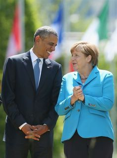 I Just Love how these two people from different countries get along!!