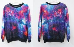 Limited Pre-Order Galaxy Sweaters