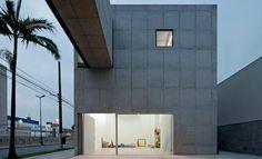 Galeria Leme's new home by Metro Arquitetos, Sao Paulo