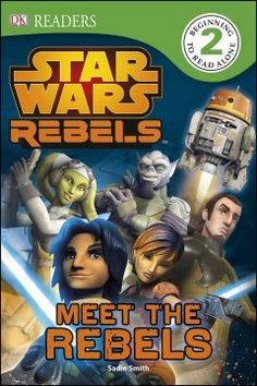 "Introduces some of the characters from the series ""Star Wars Rebels,"" a television show, set between Star Wars Episode III: Revenge of the Sith and Star Wars Episode IV: A New Hope. It follows the former Jedi Kanan Jarrus and his ragtag crew aboard the starship Ghost as they struggle against the evil rule of the Galactic Empire."