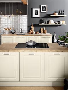 Magnolie - Vanille bestimmt die Küche