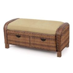 Sonoma Outdoors Madera Patio Storage Bench
