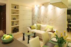 Jasny salon: 10 pięknych wnętrz z polskich domów  - zdjęcie numer 5