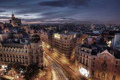 El corazón de Madrid by GustavoCba, via Flickr