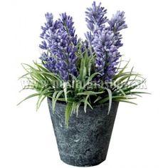 Umelá levanduľa Planter Pots, Garden, Image, Garten, Lawn And Garden, Gardens, Gardening, Outdoor, Yard