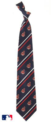 A tie featuring your dad's favorite MLB team would be perfect for father's day. Click on the link to see all other teams and designs.