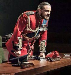 Martin Freeman in King Richard III