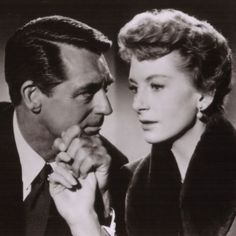 Cary Grant and Deborah Kerr - An Affair To Remember (1957) -- gosh they don't make 'em like they used to!