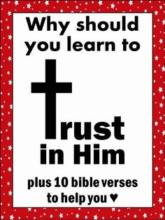 Bible Verses About Strength and Trust -- REPIN and visit this blog for tons of FREE teaching ideas and resources! ~ TeachersPayTeachers Promoting Success for You and Your Students!