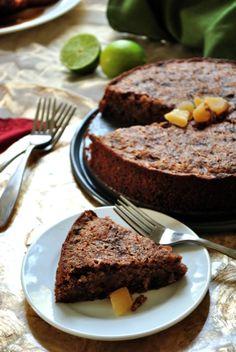 Gluten-free Jamaican Black Cake