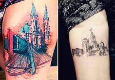 A gente ama tatuagem e ama São Paulo, então o que fazemos? Marcamoselementos da cidade na pele, oras! Os sampa-lovers carregam um pedacinho dessametrópole maluca através de tattoos cheias de personalidade, que não só mostram suaterra natal ou do coração, como também expressam o seu amor eterno. Enquanto os paulistanos reclamam do tr...