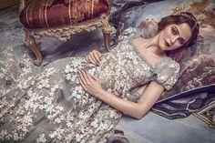 "Michael Cinco Fall/Winter 2017/2018""Impalpable Dream of Versailles"" Collection"