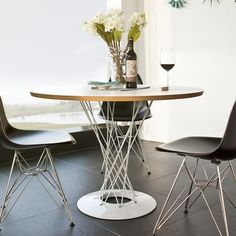 Dining Table Isamu Noguchi, 1954/1955, Vitra  Grab this furniture in  miniature version here:  https://www.shapeways.com/shops/irfhan?section=Designer%27s+Chair&s=0