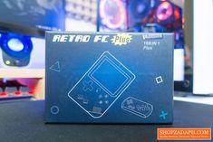Go Comma Retro FC Plus 168 in 1 Game Console Review