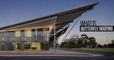What is Butterfly Roofing? #Architects #Urbanism #Urbandesigner #architecture #architecture-lover #architecture_hunter #architecturephoto #architecture_view #architecturephotography #architectures #architecture_best #architectureilike #architecturedaily #architecturewatch #architectureschool #architecturepicture #architecturedetails #architectureape #architectureart