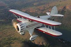 WACO Bi-Plane Flight, via Flickr.