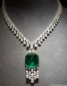 Collier-émeraude-diamants-blissfr