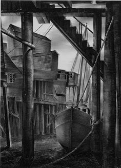 Wengenroth, Stow - American (1906-1978) Item type:Landmark Lithograph, 1931