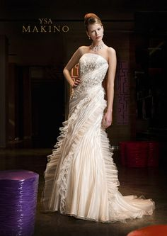 Ysa Makino Bridal Gowns and Wedding Dress Collection | New York