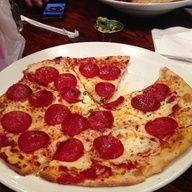 Gluten Free Pepperoni Pizza!