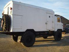 Expedition Motorhome Camper truck off road 4x4 Gaz66
