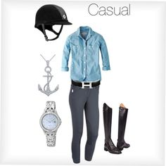 """""""Casual"""" by rachelmcpherson on Polyvore"""