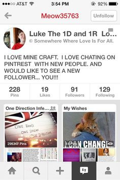 Hey person, wait don't scroll down. I want you to follow this person right here. He wants 200 followers, so he will get them. @Meow35763