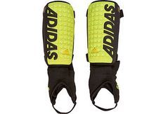 adidas Ace Integral Shinguard - Solar Yellow & Black